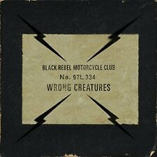 Black Rebel Motorcycle Club *Wrong Creatures **BRAND NEW CD!!