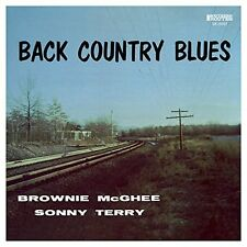 MCGHEE BROWNIE FEAT SONNY TER - BACK COUNTRY BLUES 194755 SA [CD]