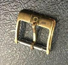 Mens Vintage Genuine OMEGA Gold Plated Buckle