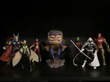 Complete Marvel Legends Modok Series: Beta Ray Bill Iron Man Moon Knight more