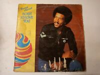 Derrick Harriott ‎– Born To Love You - Vinyl LP 1979