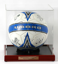 Huddersfield 2009 first team squad Hand Signed Umbro Football Ball
