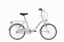 "Bicycle Atala Fiorella 20 "" 2018 Foldable Women's Graziella Vintage Gray"