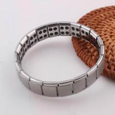 Bracelet Titanium Germanium énergie magnétique Anti fatigue Anti-stress PROMO