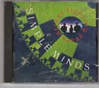 (ES638) Simple Minds, Street Fighting Years - 1989 CD