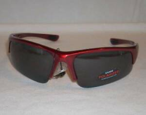 SSP Chewuck Mazama Red UV400 Polarized Sunglasses Outdoors Fishing Hiking