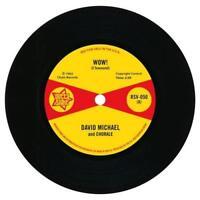 DAVID MICHAEL Wow! / HANK LEVINE Image R&B NORTHERN SOUL 45 (OUTTA SIGHT