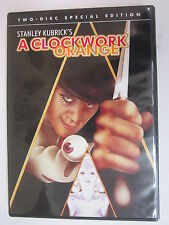 A Clockwork Orange (Dvd, 2007, 2-Disc Set, Special Edition)- Malcolm McDowell