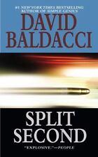 Split Second, David Baldacci, 0446614459, Book, Acceptable