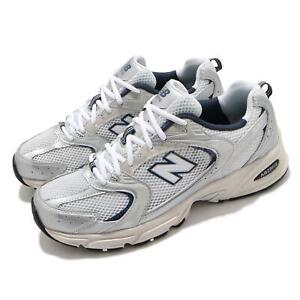 New Balance 530 MR530 White Silver Grey Men Running Casual Lifestyle MR530KA D
