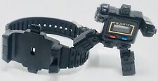 Vintage Quartz Micro Change Series Robot Transformer Watch - Parts or Repair