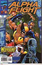 ALPHA FLIGHT (1997) #9 - Back Issue