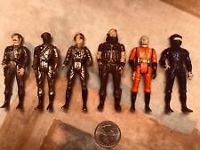 Mego Eagle Force Toy Soldier Lot