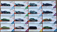 2020 Hot Wheels Id Cars Series 2 Sealed case of 16, 2020 FXB02-999Q