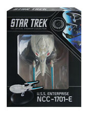 Eaglemoss Star Trek STSUK08 USS Enterprise-E w/MAGAZINE NEW PACKAGING