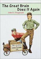 Great Brain: The Great Brain Does It Again by John D. Fitzgerald (1976,...