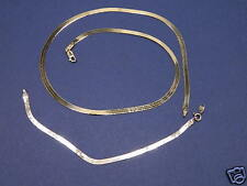 14k + 10K Solid Gold Chain and Braclet  Lot 10.5 Grams - Scrap or Not
