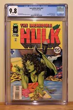 INCREDIBLE HULK #441 CGC 9.8 - WHITE *PULP FICTION HOMAGE COVER,HIGHEST GRADED!*