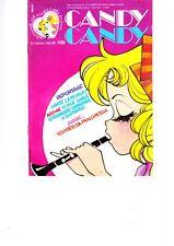 CANDY CANDY n. 109 + inserto LADY OSCAR n. 5   EDITORIALE FABBRI