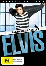 Jailhouse Rock DVD ELVIS PRESLEY MUSICAL 50's BRAND NEW R4