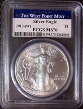 2013-(W) Silver American Eagle $1 PCGS MS70 Lot 26