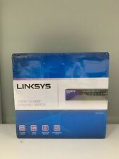 Linksys 5- Port Gigabit Ethernet Switch