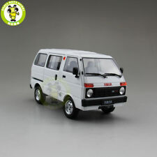 1/18 Toyota DAIHATSU China Tianjin Huali TJ110 Diecast Car Van Model Toy White