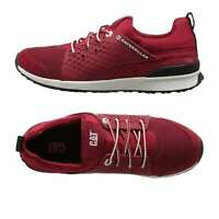 NEW CAT Caterpillar Men s UNEXPECTED Sneaker, RED SIZE 9-MEDIUM - FREE SHIPPING