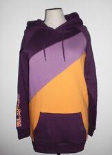 BILLABONG stylischer langer Kapuzenpullover Hoody DIAGO soft purple lila XS NEU