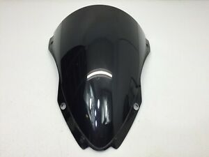 Motorrad Windschutzscheibe Shield Wind Screen Windschutzscheibe f/ür Kawasaki Ninja ZX10R 2008-2010 ZX6R 2009-2016 Blau