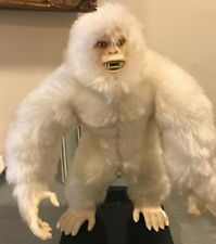 Gi Joe Search For the Yeti 2002 Abominable Snowman Monster Hasbro Toy Poseable
