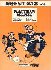 AGENT 212 nr. 04 - PLAATSELIJK VERKEER - Daniel Kox & Raoul Cauvin