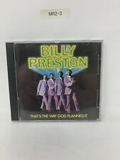 Billy Preston – That's The Way God Planned It Capitol/Apple CD 1991