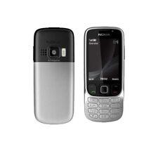 NOKIA 6303 CLASSIC - SILBER - FREI FÜR ALLE NETZE Handy Cell Phone Mobiltelefon