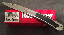 KERSHAW INDIAN FORD 2155CF FOLDING POCKET KNIFE-CARBON FIBER-AUS6A STEEL-NEW