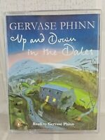Up and Down in the Dales  Phinn  Gervase  CASSETTE AUDIO BOOK   UK FREEPOST   2