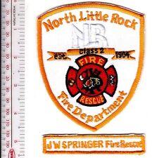 Fire Boat Arkansas North Little Rock Fire Department JW Springer Fireboat Fire