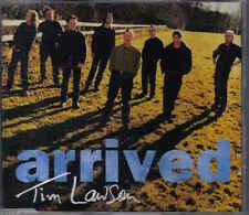 Tim Lawson-Arrived cd maxi single