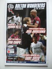 Teams S-Z Premiership Wigan Athletic Football Programmes