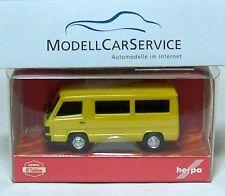 """Herpa 028806: Mercedes 100 D Bus """"Herpa H-Edition"""" (mit Kennzeichenbedruckung)"""