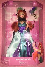 RARE Disney Store Little Mermaid Royal Masquerade Doll Sea NRFB VHTF!