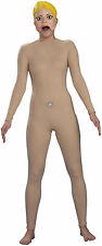 Womens Adult Funny Humor INFLATABLE DOLL Woman Costume