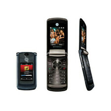 Original Unlocked Motorola Razr2 V8 - 2GB 2MP Flip CellPhone Mobile Phone Black