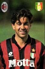 Ac Milan Cartolina Ufficiale 1993-94 Costacurta Alessandro!! Nuovissima!