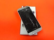 HTC One Remix 16GB Silver Verizon + Straight Talk Unlocked 4G LTE Smartphone New