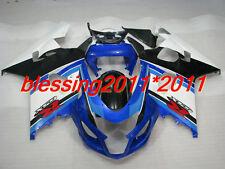 Fairing Kit For Suzuki GSXR600 750 K4 2004-2005 Plastics Set Injection Mold B41
