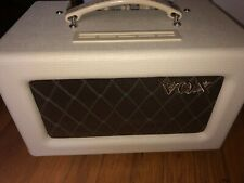 VOX AC 4TV ALL TUBE PRACTICE AMPLIFIER NEW FROM BOX VERSION OF 1961 CLASSIC