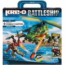 Kre-O Battleship Combat Chopper Building and Construction Playset