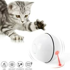Automatic-LED-USB-Self-Rotating-Ball-Fun-Toys-Interactive-Pet-Cat