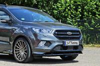 Spoilerschwert Frontspoiler Lippe aus ABS für Ford Kuga DM2 Facelift mit ABE